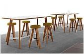 Verco Martin High Rectangular Office Tables