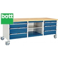 Bott Cubio Mobile Workbenches