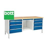 Bott Cubio Storage Benches