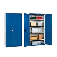 Bott Cubio Perfo Panel Cupboards