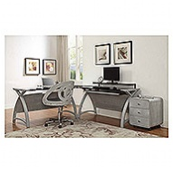 Spectrum Grey Veneer Home Office Furniture
