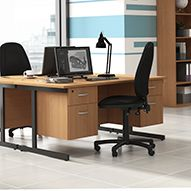 Next Day Karbon K1 Office Desks