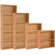Commerce II Office Bookcases