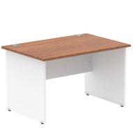 NEXT DAY InterAct Two Tone Rectangular Desks