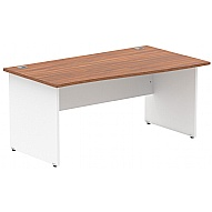 NEXT DAY InterAct Two Tone Wave Desks