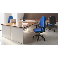 Next Day InterAct Two Tone Office Desks