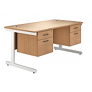 Next Day Phase Pedestal Desks