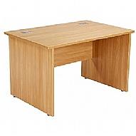 NEXT DAY Commerce II Panel End Rectangular Desks