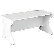 NEXT DAY Karbon K4 Rectangular Panel End Desks