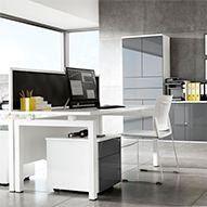NEXT DAY Fluid Office Desks