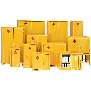 Flammable Storage Cupboards £190 -