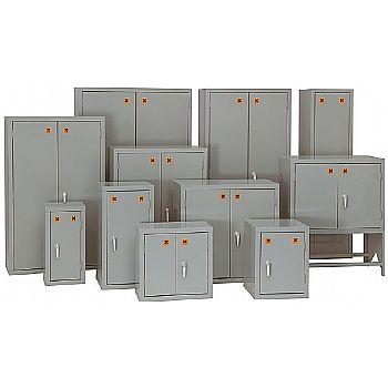 COSHH Storage Cupboards £187 -