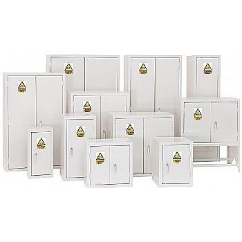 Acid And Alkali Storage Cupboards £190 -