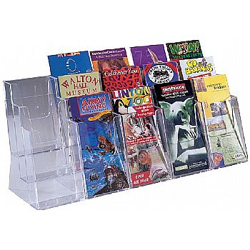 3 Tier Expandable Leaflet Dispensers £17 -