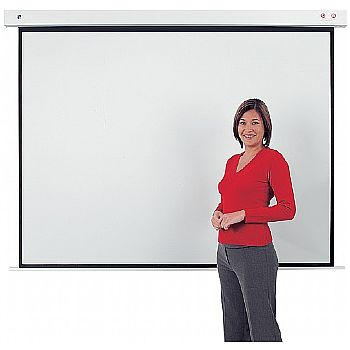Rollfix Heavy Duty Electric Projector Screens £552 -