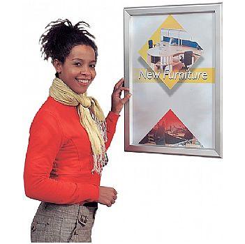 External Tamperproof Poster Frames £40 -