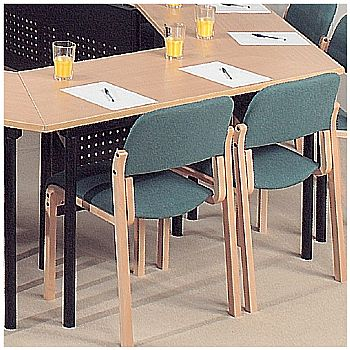 Easyfold® Folding Trapezoidal Meeting Tables £322 -