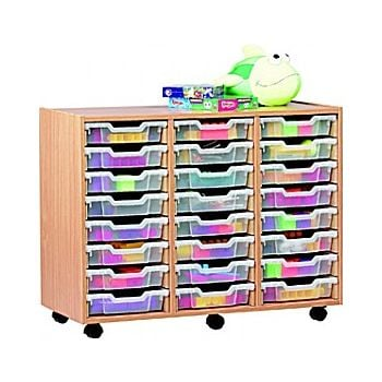 24 Tray Shallow Storage £207 -