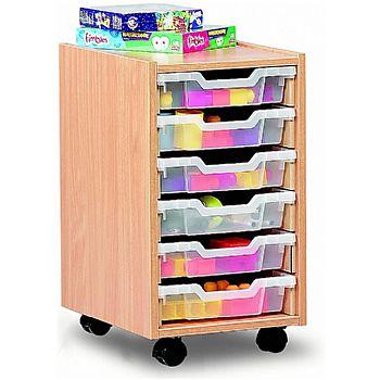 6 Tray Shallow Storage £94 -
