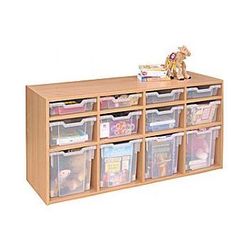 12 Tray Variety Static Storage £328 -