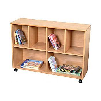 Rectangular Storage Unit Beech £113 -