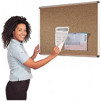 Shield Cork Noticeboards £39 -