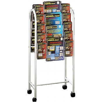 Literature Trolley