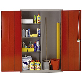 Utility/Janitor Cupboards