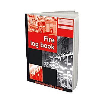 Fire Safety Log Book £16 -