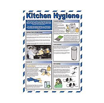 Kitchen Hygiene Sign £21 -