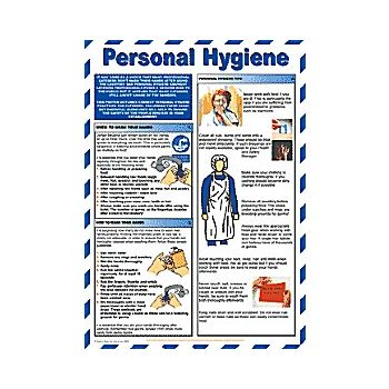 Personal Hygiene Sign £21 -