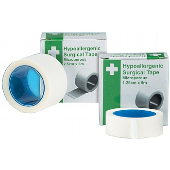 Microporous Tape (Individually Boxed)