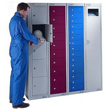 Garment Lockers With Biocote