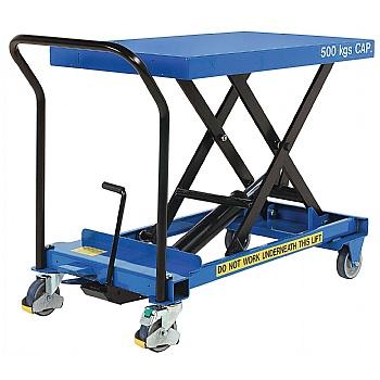 Britruck Single Scissor Lift Tables - Medium Duty £663 -