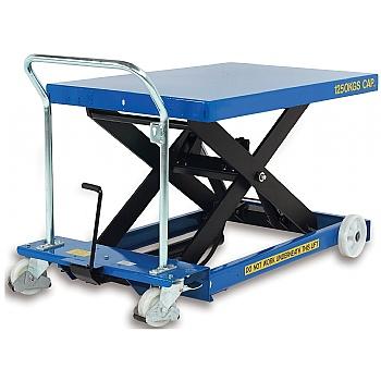 Britruck Single Scissor Lift Tables - Heavy Duty £1929 -