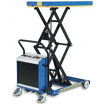 Britruck Double Scissor Lift Tables - Medium Duty £906 -