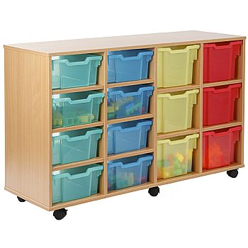 14 Tray Variety Jelly Bean Storage £342 -