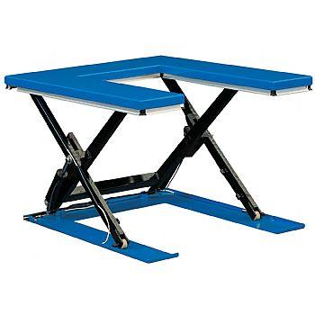 U Shape Static Scissor Lift Table £2400 -