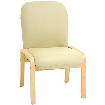 Alderley Lexaire Vinyl Reception Chairs £202 -