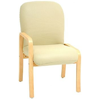 Alderley Lexaire Vinyl Reception Chairs With Right Arm £228 -
