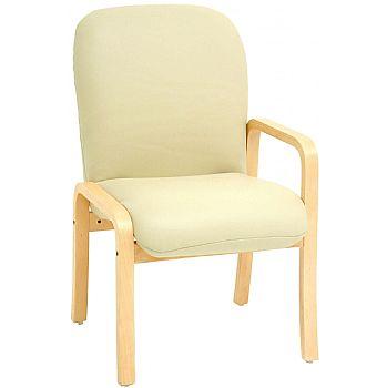Alderley Lexaire Vinyl Reception Chairs With Left Arm £228 -