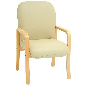 Alderley Lexaire Vinyl Reception Armchairs £237 -