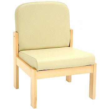 Langdale Lexaire Vinyl Reception Chairs £196 -