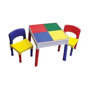 Square Activity Table & Chairs £55 -