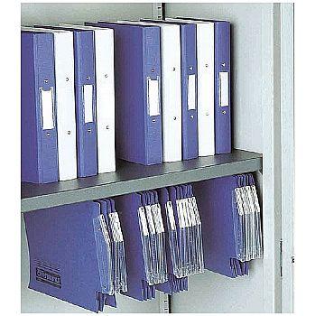 Silverline Kontrax & Executive Cupboards Shelf Wit