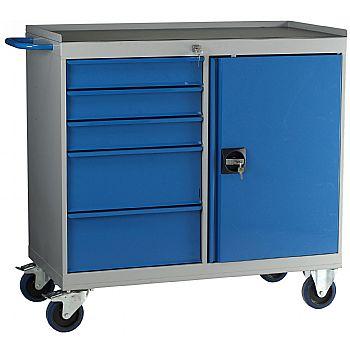 Redditek Mobile Maintenance Cabinet