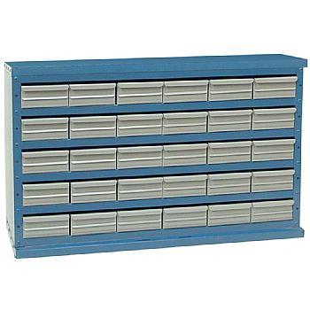 Redditek 'D' Series Open Small Drawer Cabinet