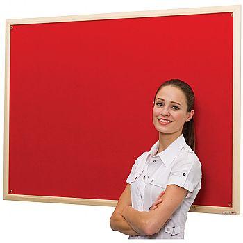 Ultralon ECO Friendly Decorative Wood Framed Notic