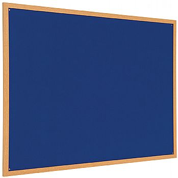 ECO Friendly Wood Effect Frame Noticeboards