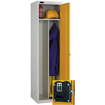 Clean & Dirty Coin Return Lockers With ActiveCoat